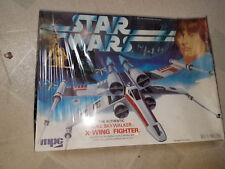 Star Wars Luke Skywalker X-Wing Fighter Model Factory Sealed Vintage 1977 MPC
