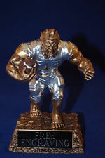 Fantasy Football Trophy Monster - Free Engraving - Ships In 1 Business Day!