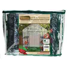 WALK IN GREENHOUSE SPARE REPLACEMENT COVER 143X73X195CM WALKIN GREEN HOUSE