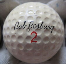 (1) BOB ROSBURG SIGNATURE LOGO GOLF BALL ( RAM MADE IN USA CIR 1967) #2