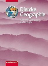Diercke Geographie - Ausgabe 2001 für das 7.-10. Schuljahr an Gymnasien in Thüri