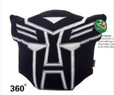 Classic Limited Edition TRANSFORMERS 'AUTOBOTS' Shaped Pillow BRAND NEW Gift