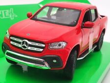 Welly 1/27 Scale 24100 - Mercedes Benz X Class - Red