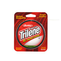 Berkley Trilene XL Smooth Casting Line 330 Yards 6 lb Low Vis Green 1279680