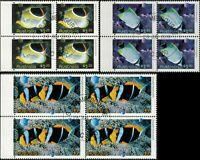 2010 AUSTRALIA Reef Fish Part 2  $1.20, $1.80, $3 (12) FU/CTO