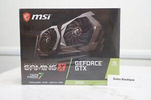 MSI GeForce GTX 1650 DirectX 12 GTX 1650 GAMING X 4G 4GB 128-Bit GDDR5 IN HAND