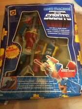 VINTAGE 1984 ARCO ROGUN HOT CHAMBER CAP RIFLE ROBO-SCOPE TRANSFORMER GOBOT BOXED