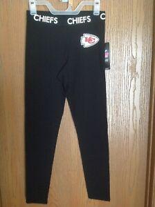 Kansas City Chiefs Women's Touch by Milano Recoop Leggings Pants SZ S, M, L
