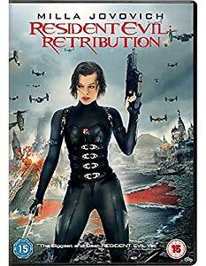 Resident Evil: Retribution [DVD] [2012], , Used; Good DVD