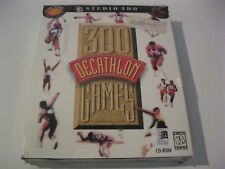 3DO Games Decathlon new sealed PC game CD-ROM 1996