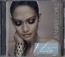JENNIFER LOPEZ : COMO AMA UNA MUJER / CD - NEU