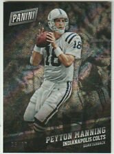 PEYTON MANNING Colts 2017 Panini Black Friday RAPTURE #46 SP Only 10 Made #05/10