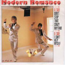 7inch MODERN ROMANCE don't stop that crazy rhythm HOLLAND 1983 EX+  (S1566)