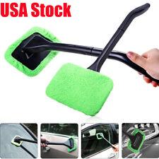MicroFiber Windshield Clean Shine Car Auto Wiper Cleaner Glass Window Brush