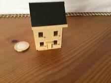 1 12 th dolls house miniatures handmade Wooden Dolls House