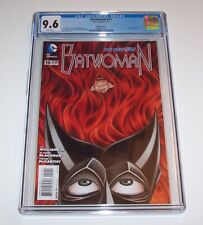 Batwoman (New 52) #19 - DC Modern Age MAD variant issue - CGC NM+ 9.6 (HTF)