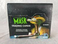 1994 Mask Movie Trading Cards Jim Carrey CARDZ New Box 24 Packs