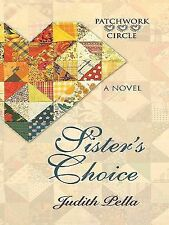 Sister's Choice (Thorndike Christian Romance)-ExLibrary