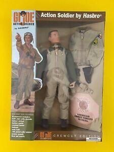 "12"" G.I. JOE ACTION SOLDIER CREWCUT EDITION U.S. ARMY TANK MAN / DREAMS VISIONS"