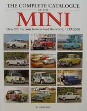 LIVRE/BOOK : CATALOGUER COMPLET DE MINI 1959 - 2000 - plus de 500 variantes