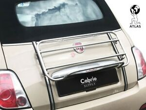 FIAT 500C LUGGAGE RACK 2012-2021 > 1Y7 TRUNK CARRIER > CONVERTIBLE > 500 CABRIO