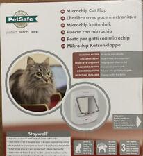 PetSafe Indoor Cat Door - Microchip RFID Pet Door - 4-way Locking - Big Cat
