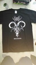 G.A.T.E.S T-SHIRT M-SIZE SABBAT METALUCIFER MPDS TERROR SQUAD MIDNIGHT NEW