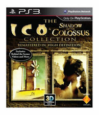 PlayStation 3 Ico and Shadow of the Colossus Collection 2011 PAL