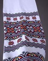 200x33 cm Ukraine RUSHNYK Hand Easter Embroidery Rustic WEDDING Towel