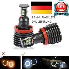 H8 LED ANGEL EYES STANDLICHT FÜR BMW E60 E61 E70 E71 LCI E90 E91 X5 X6 Z4 E92 X1