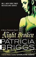 Night Broken: A Mercy Thompson Novel by Patricia Briggs (Paperback, 2015)
