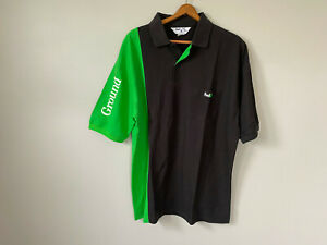 NWOT FedEx Ground Stan Herman Uniform Work Polo Shirt Short Sleeve Womens Green