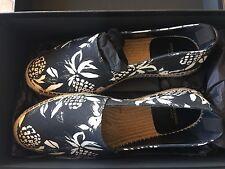 Saint Laurent Solaris Hibiscus Hawaii Shoes NEW w/ Box Size 43