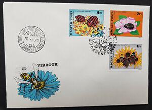 Ungarische Post, Ersttagsbrief 1980