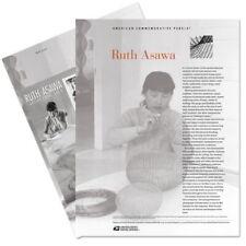 USPS New Ruth Asawa American Commemorative Panel