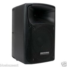 "American Audio ELS GO 8BT  8"" usb active battery powered bluetooth speaker"