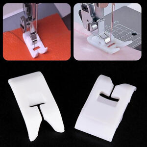 FT- 5Pcs Home Presser Foot Set Non-stick Sewing Machine Parts Kit Tool Well