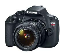 Canon EOS Rebel T5 DSLR Camera With 18-55mm lens bundle
