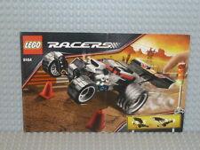 LEGO® Racers Bauanleitung 8164 Extreme Wheelie ungelocht instruction B3274