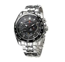 Casio Edifice EF-550RBSP-1AV Red Bull F-1 Chronograph Stylish Mens Watch