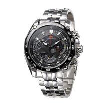 Casio Edifice Ef -550 RBSP - 1AV Red Bull F-1 Cronógrafo Reloj Elegante Para Hombre