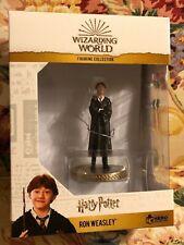 """Eaglemoss Wizarding World Harry Potter """"Ron Weasley"""" 1:16 Scale Figure *NEW*"""