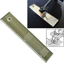 Turntable Cartridge Alignment Protractor