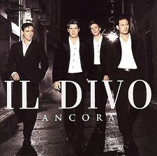 Ancora by Il Divo (CD, Jan-2006, Sony Music Distribution (USA))