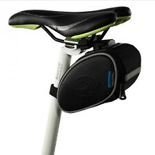 2016 Fashion Quick Release Cycling Bike Bicycle PU Leather Seat Saddle Rear Bag