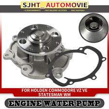 Engine Water Pump fit Holden Commodore VE VZ Adventra Berlina Statesman WM 3.6L