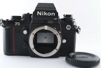 Nikon F3 HP SLR 35mm Black Film Camera Body Only [Excellent]  From JAPAN