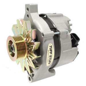 Tuff-Stuff Alternator 7716E; 100 Amp Cast+ 2G Internal Reg for 87-95 Ford 5.0L