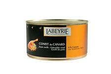 Confit de Canard 4/6 Entenkeulen 1,28kg Enten Confit Qualität von Labeyrie