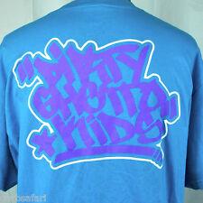 DGK Graffiti Dirty Ghetto Kids All Day T-shirt XL New Skater Stevie Williams